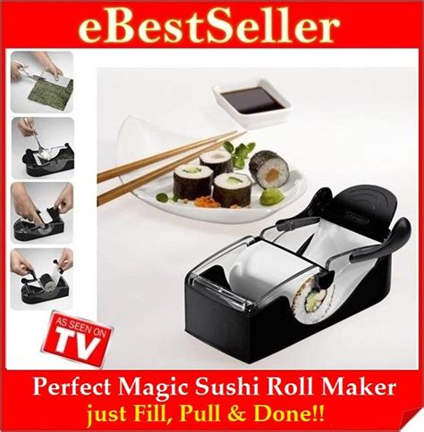 Tupperware Rock N Roll Sushi Maker magic delicious roll sushi end 1 11 2018 10 04 am