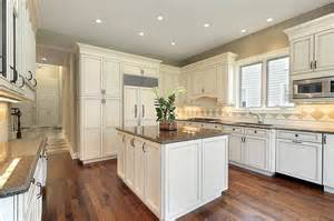 Kitchen With White Cabinets Luxury Kitchen Ideas Counters Backsplash Cabinets Designing Idea