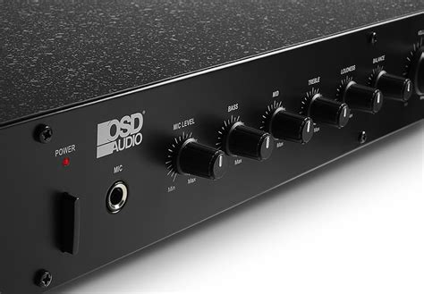 osd audio preamp  professional preamplifier home theater