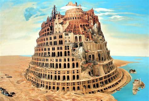 imagenes reales de la torre de babel exposici 243 n quot torre de babel historia y mito quot en el museo