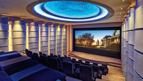 Salle De Cinema Privée 533 by La Salle De Cin 233 Ma Deviendra Un Cadre Plus Vivant Et Plus