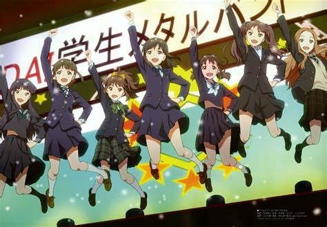anime baru bulan oktober up shin sho akan ikuti perang idol di