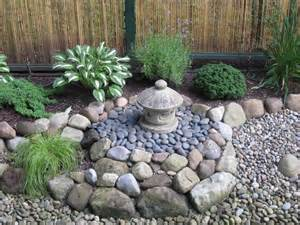 Rock Garden Ideas For Small Gardens My Zen Garden Garden Features