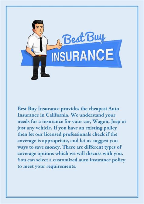 best buy car insurance cheap car insurance rates
