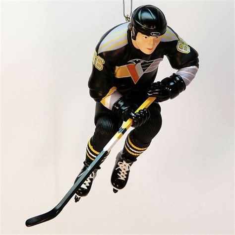 hallmark nhl mario lemieux ornament hockey 2001 pittsburgh
