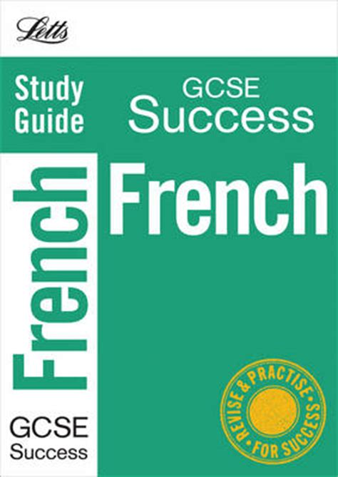 geography study guide letts letts gcse success french study guide waterstones