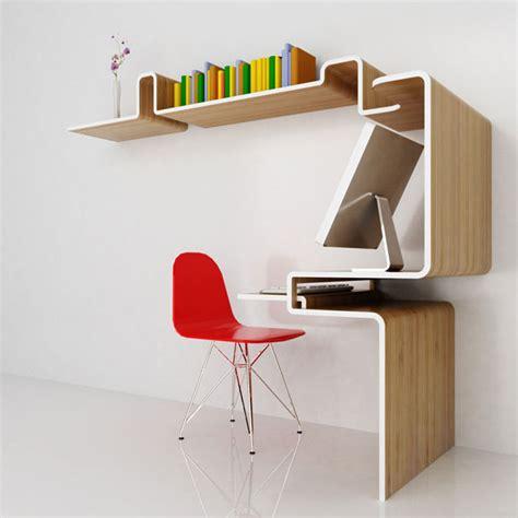 cool desk designs 33 creative bookshelf designs bored panda
