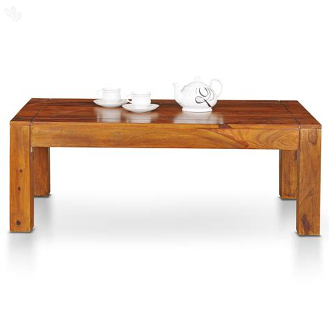 Honey Oak Coffee Table Buy Royal Oak Jade Coffee Table With Honey Brown Finish In India 89445110 Shopclues