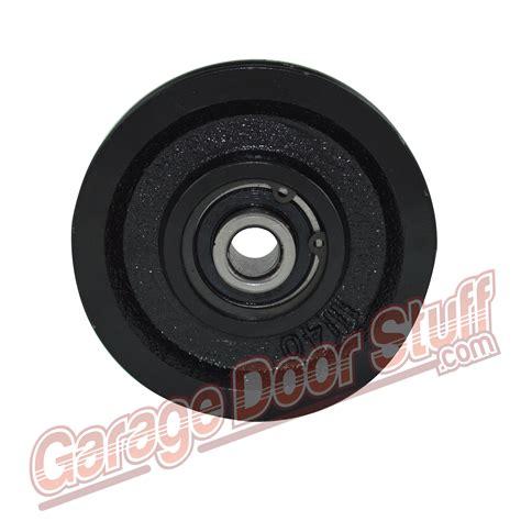 Garage Door Pulley Wheel by Garage Door Pulley Cast Iron Garage Door Stuff