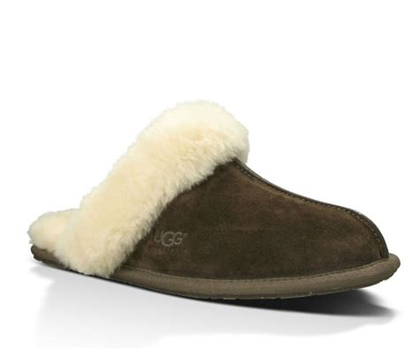 ugg scuffette slipper ugg australia slippers scuffette ii espresso fredericks