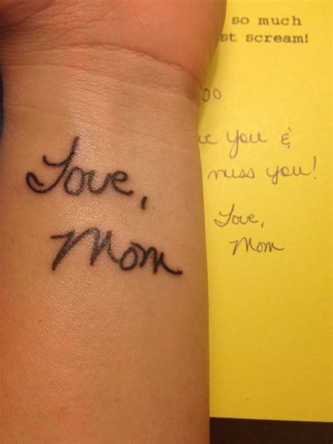 30 classy first tattoo ideas for women over 40 totalbeauty best 25 memorial tattoos mom ideas on pinterest