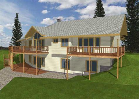 Concrete Block/ ICF Design House Plans   Home Design GHD