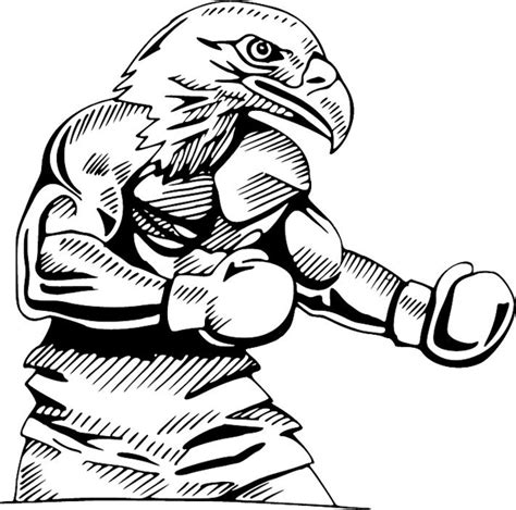 coloring pages nfl mascots mascots colouring pages