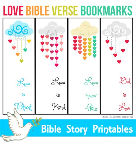 printable bookmarks with bible verses love bible verse bookmarks for kids holiday printables