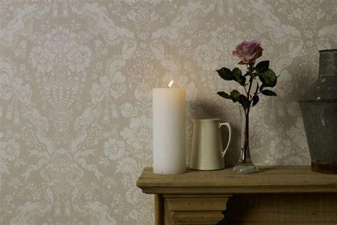 len moderner landhausstil tapeten mit floralen elementen foto tapetenagentur 8