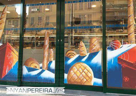Decoration Vitrine Boulangerie by Vitrine De Noel Boulangerie Patisserie