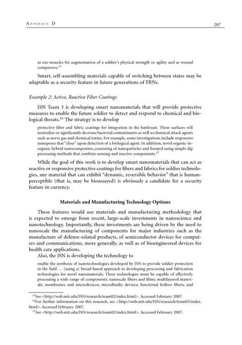 the path to long term appendix d long term feature and feature platform