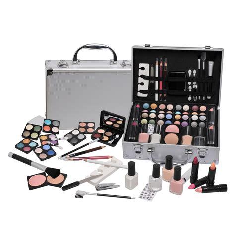 The Ultimate Makeup Set vanity cosmetic set travel make up box