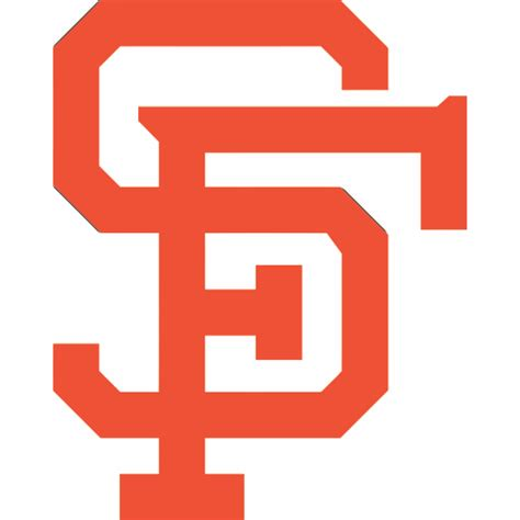Softball Wall Stickers san francisco giants cap logo decal sticker stk mlb sfg