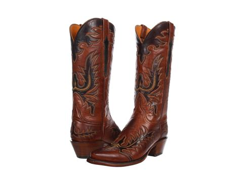 lucchese boots sale lucchese l4625 burnished ranch zappos free