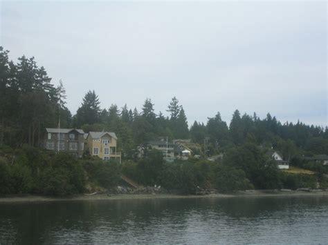 Bainbridge Island, WA : Bainbridge Island, WA coastline ...