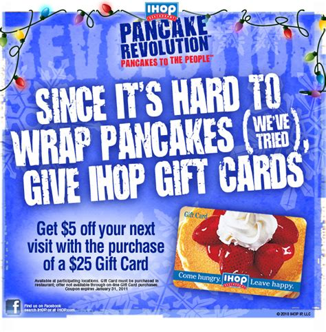 Ihop Discount Gift Cards - discount coupon for ihop irvine location expires 2014 04 18 images frompo