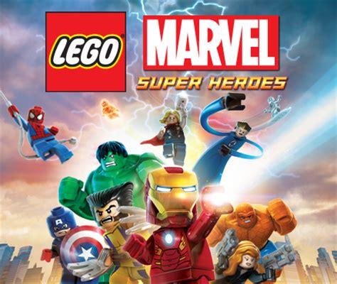 tutorial lego marvel superheroes lego marvel super heroes wii u spiele nintendo