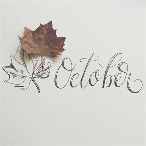 october is in the air thegoodthingscomin