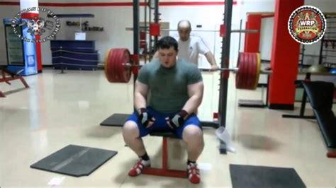 bench press 250 lbs 250 kg 551 lbs x 5 bench press aslanbek kushov wrpf