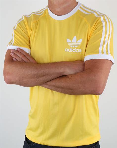 Tshirt Adidas Yellow adidas originals skool t shirt yellow football