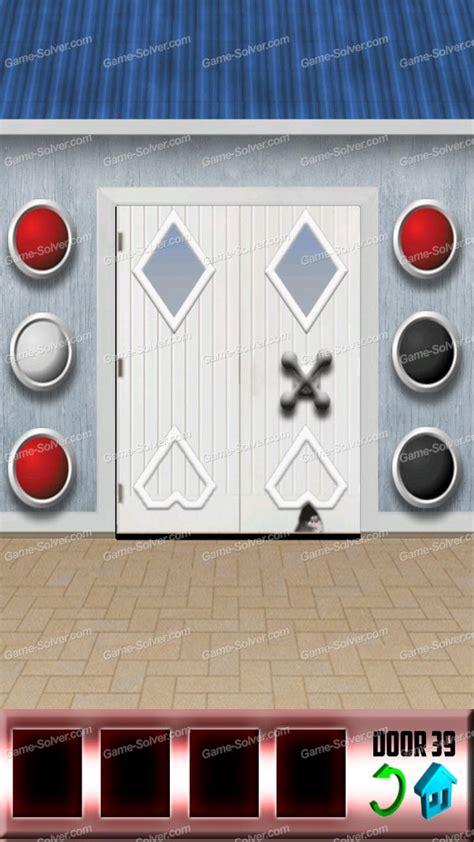100 doors game 100 doors level 39 game solver