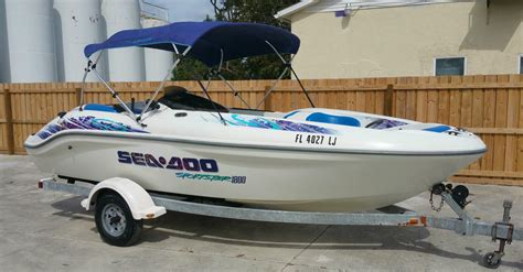sea doo sportster jet boat for sale sea doo sportster 1800 1998 for sale for 788 boats from
