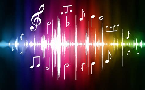 wallpaper colorful music musical notes wallpapers wallpaper cave
