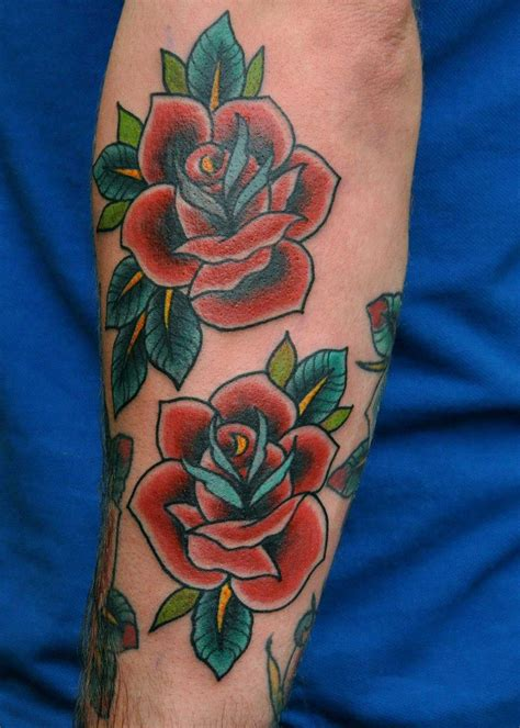 traditional roses tattoo tattoos designs ideas and meaning tattoos for you