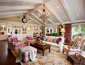 Country Livingroom 20 dashing french country living rooms house decorators