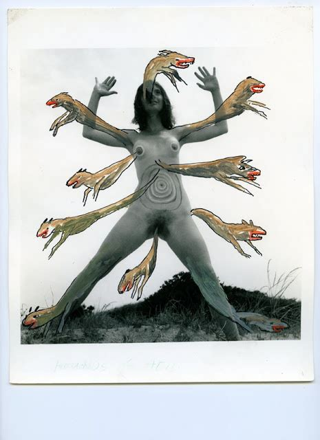 hound of hell hounds of hell 1975 beth edelson cono