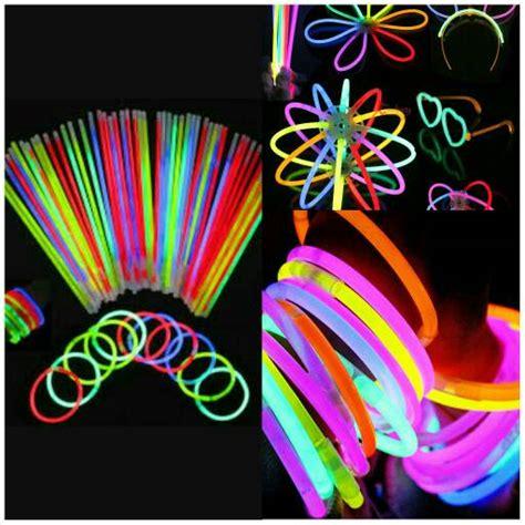 Gelang Glow Stick Fosfor jual glow stick warna warni gelang tongkat fosfor yeonshin shop