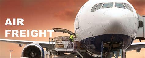 international air freight services cargo logistics