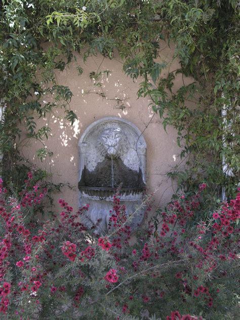 outdoor wall fountains information  tips  garden