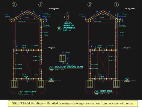 House Design Plans With Measurements by Skeet Shooting Skeet Field Design Skeet Field Layout