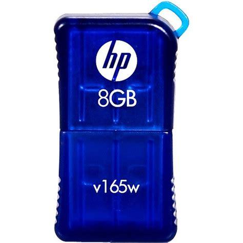 Hp 8gb Flashdisk buy hp v165w 8gb usb flash drive blue at best price in india on naaptol