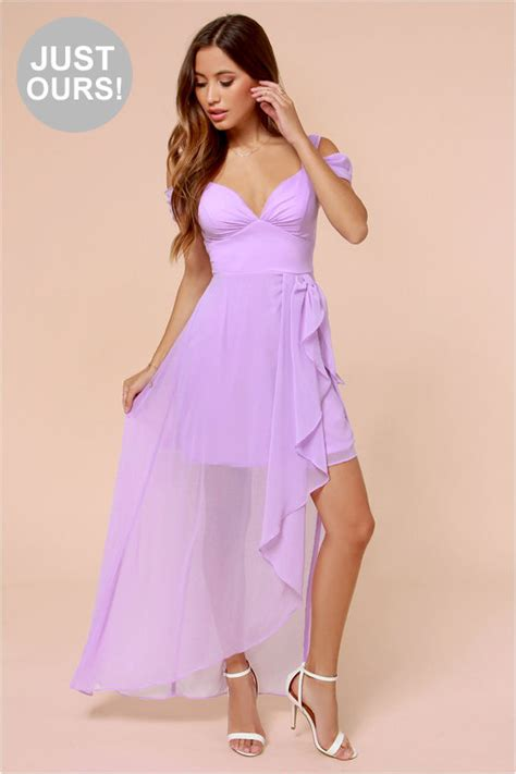 Khanza Jumbo Big Size Exclusive pretty lavender dress maxi dress formal dress 65 00