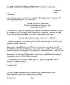 Request Letter For Permission Letter Format 39 Free Word Pdf Documents Free Premium Templates