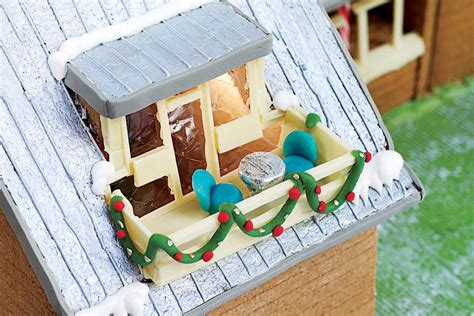 metal roof  ultimate gingerbread house southern living