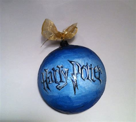 harry potter christmas gift 1 by kapustinaelizaveta on