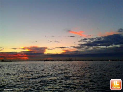da sogno venezia un tramonto da sogno 187 ilmeteo it