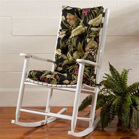 rocking chair cushions sets inspirations home interior