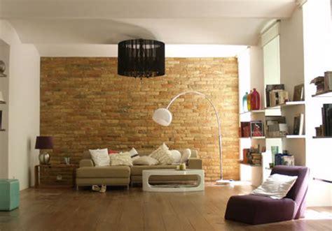 verblendsteine wohnzimmer kreative wandverkleidungen in steinoptik mit kunststein