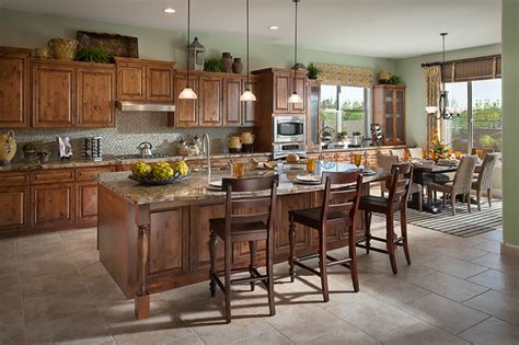 traditional kitchen by david