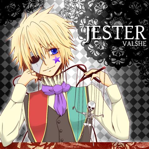 anime and jester song zerochan anime image board